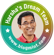 Harsha Bhogle Dream Team