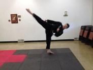 Kicking Practice - 1