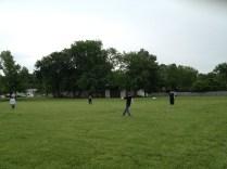 Frisbee Catch 3