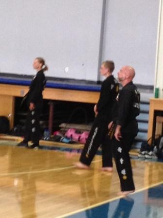 Black Belt Testing - St. Louis - 2012 - 11
