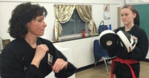 Self-Defense for Seniors @ Muncie Delaware County Senior Center | Muncie | Indiana | United States