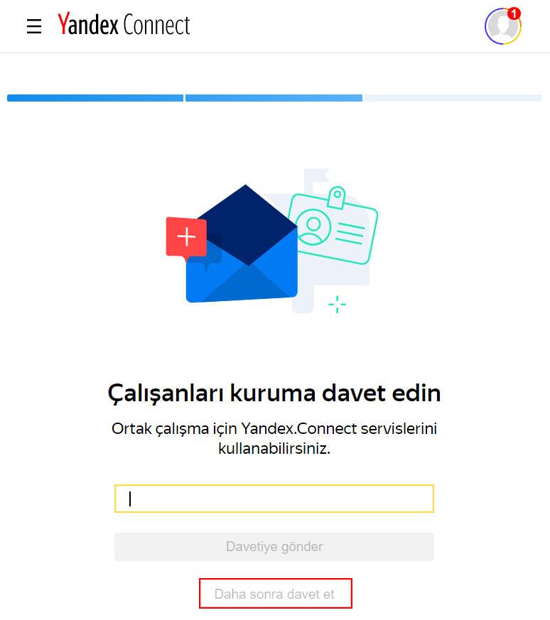 Yandex Kurumsal Mail Kurma
