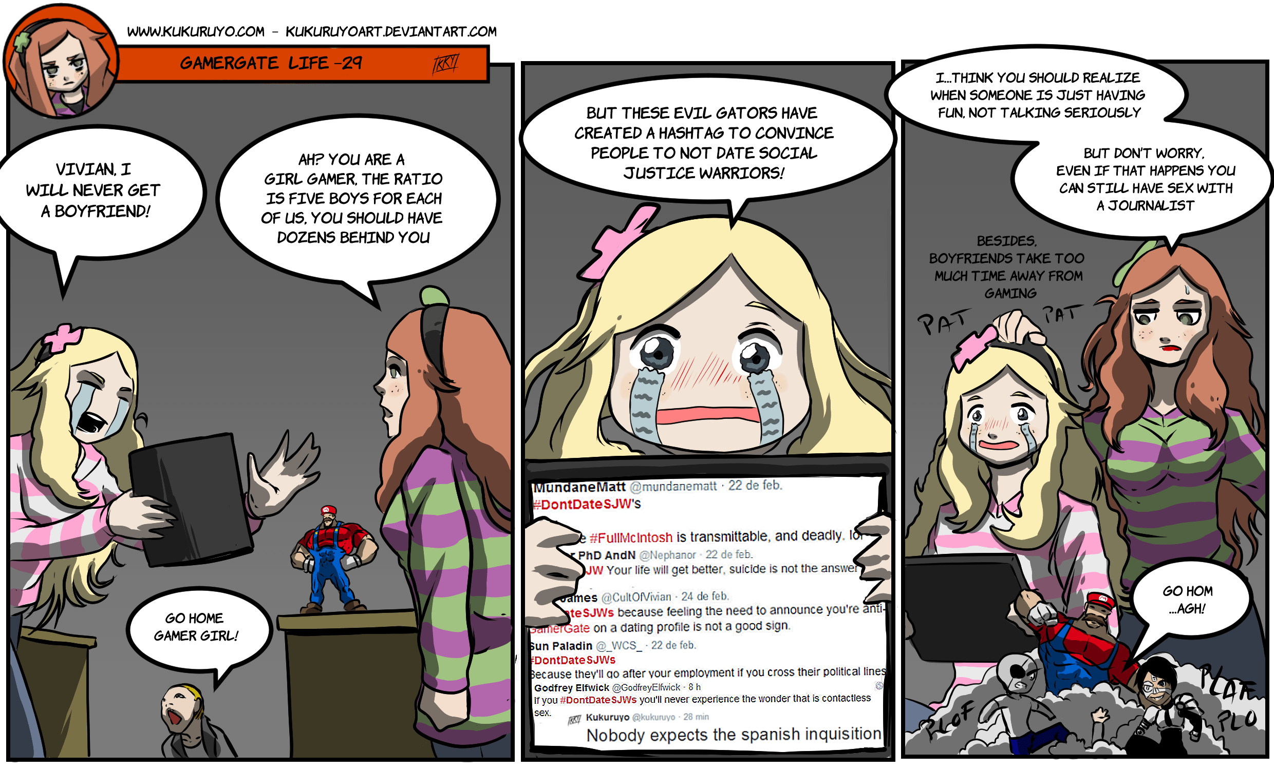 Gamergate life 29 (english)