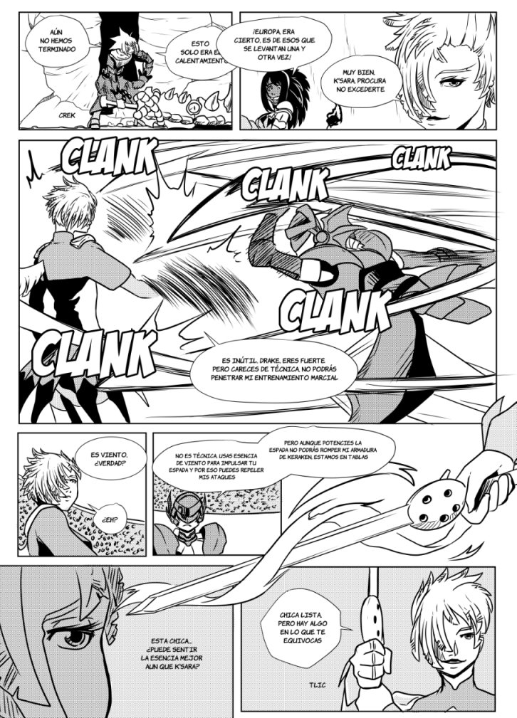 Guild adventure capitulo 12 pagina 17