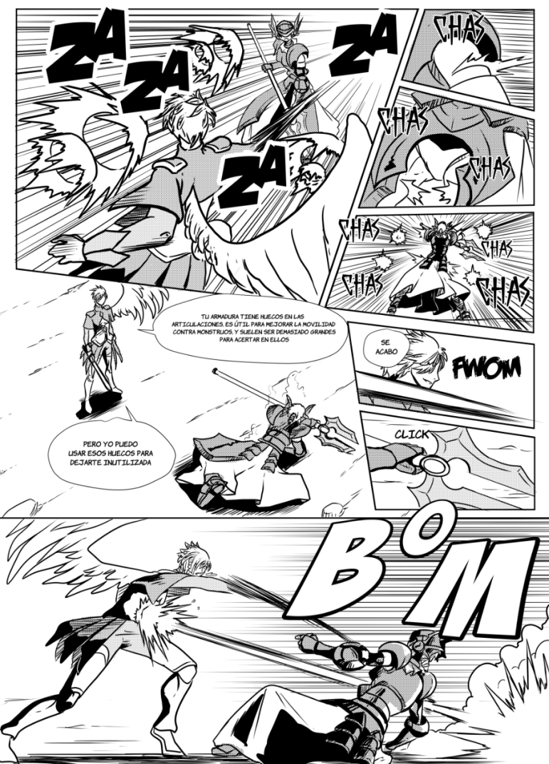 Guild adventure capitulo 12 pagina 18