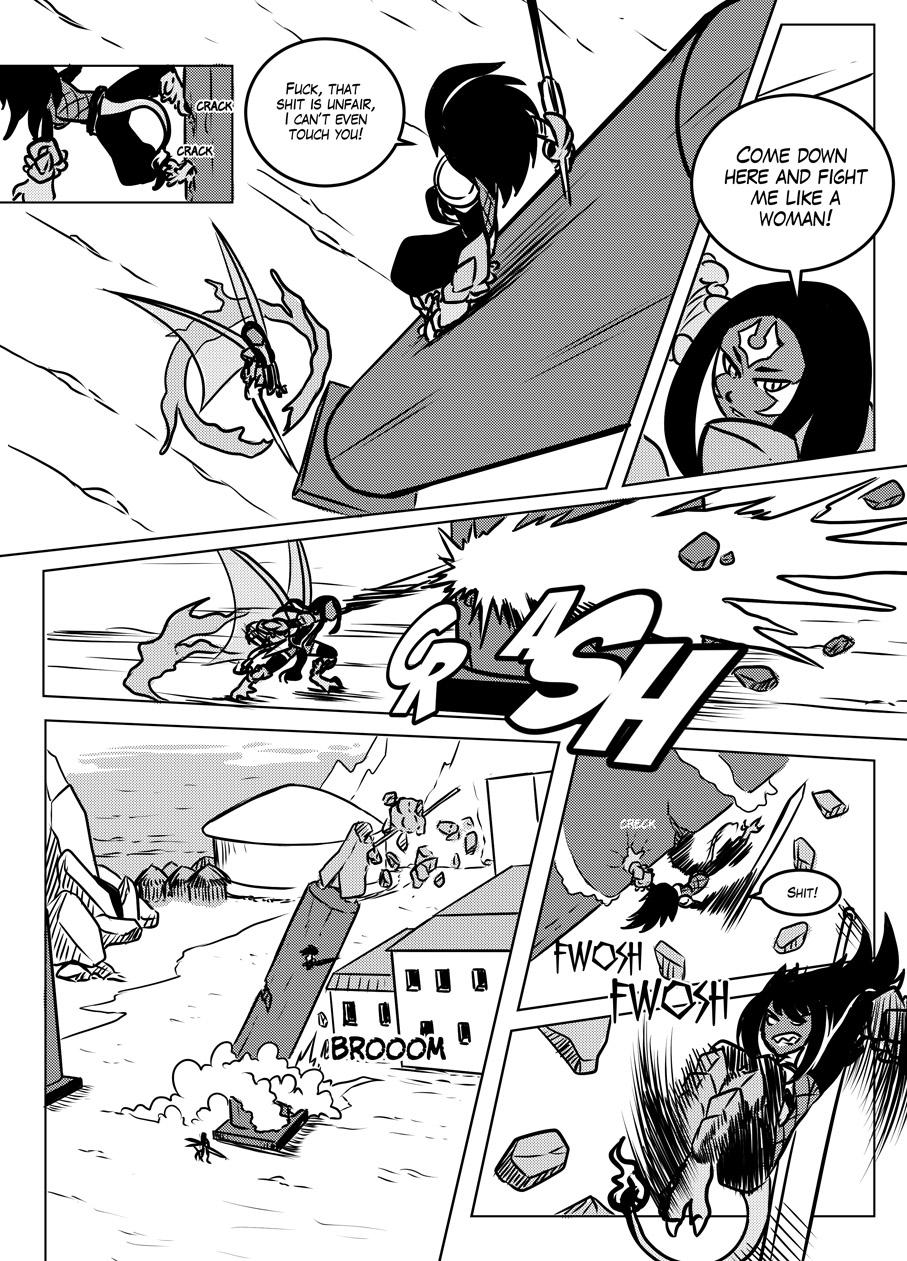 Guild adventure chapter 14-5
