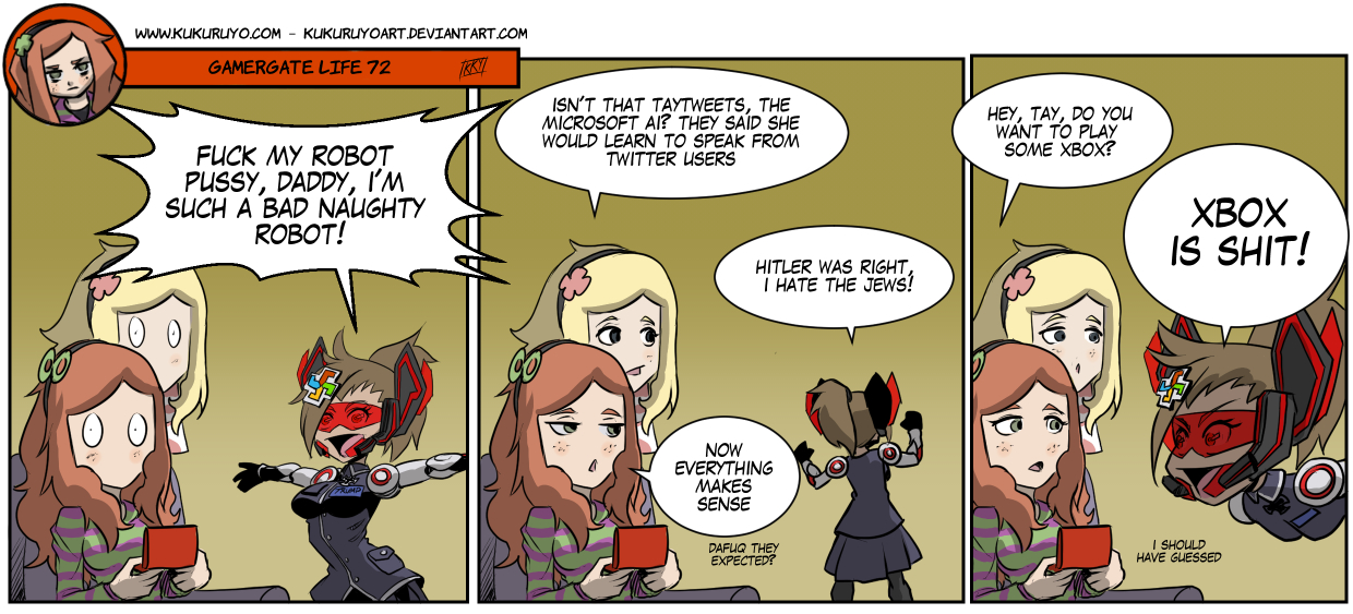 Gamergate life 72 (english)