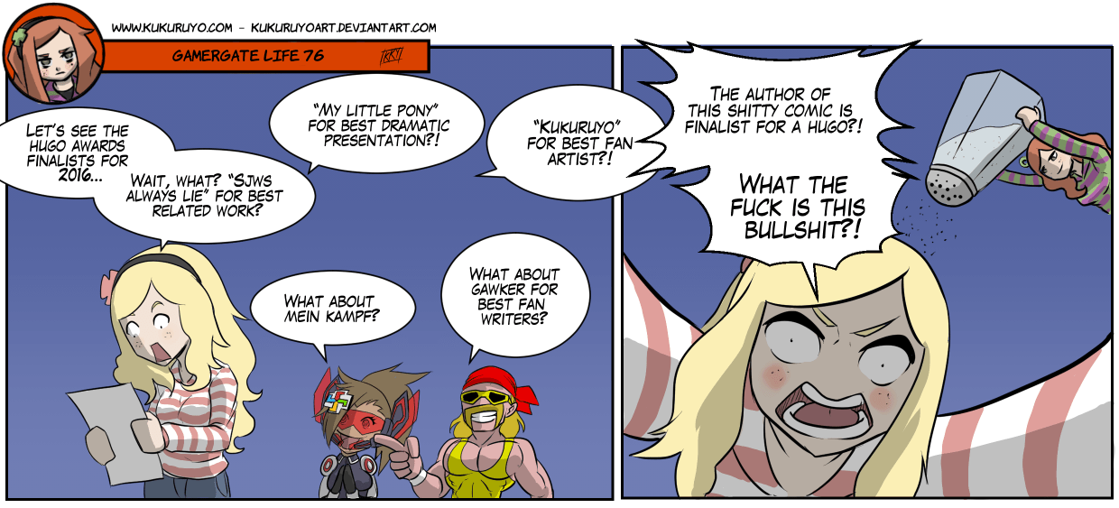 Gamergate life 76 (english)