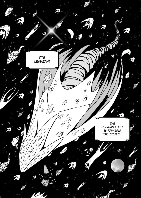 Monster girls in space 15