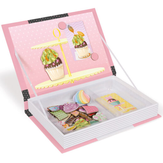 magnetibook-cupcakes
