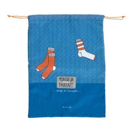poche-a-chaussettes-java-range-bleu