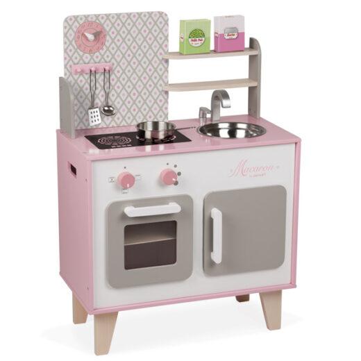 cocina-de-madera-macaron-blanca-y-rosa