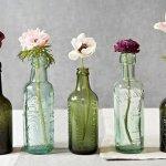 flores-floreros-botellas-vintage-retro-creativas