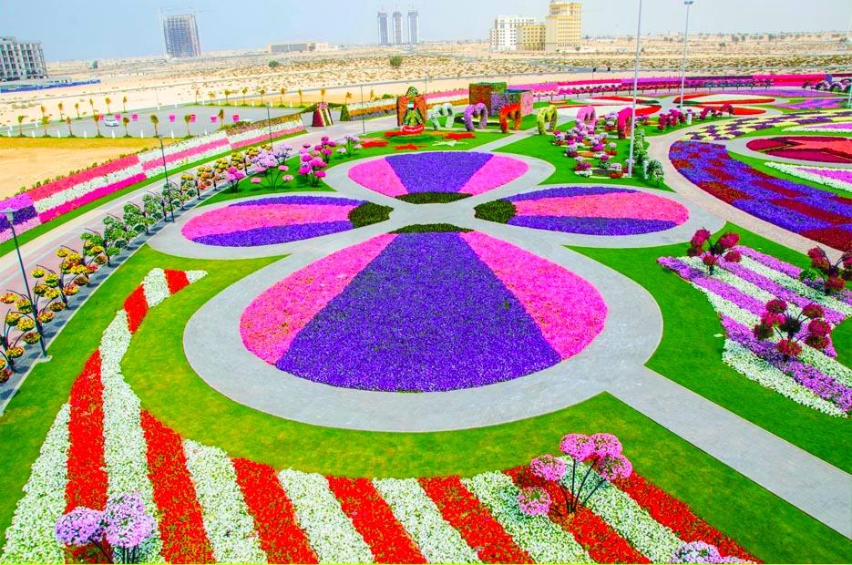 Kukyflor| ¿Cómo hacen las grandes ciudades para mantener sus flores?