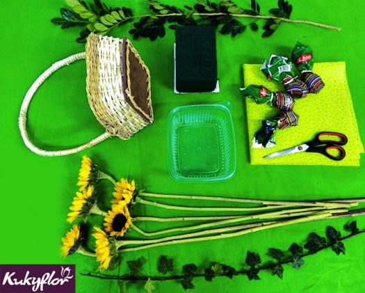 DIY: Materiales para armar una canasta de Pascua