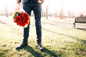 10 razones para usar rosas para enamorar