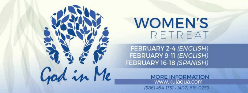 2018 Annual Florida Seventh-day Adventist Women's Retreat at Kulaqua Retreat and Conference Center