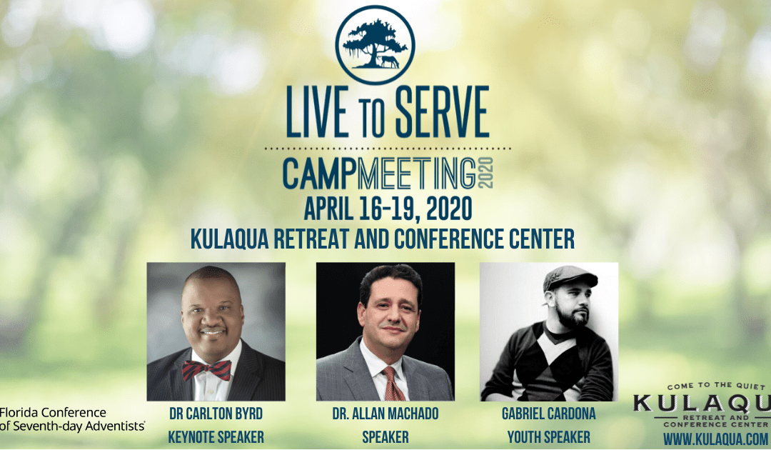 2020 Annual Seventh-day Adventist Camp Meeting