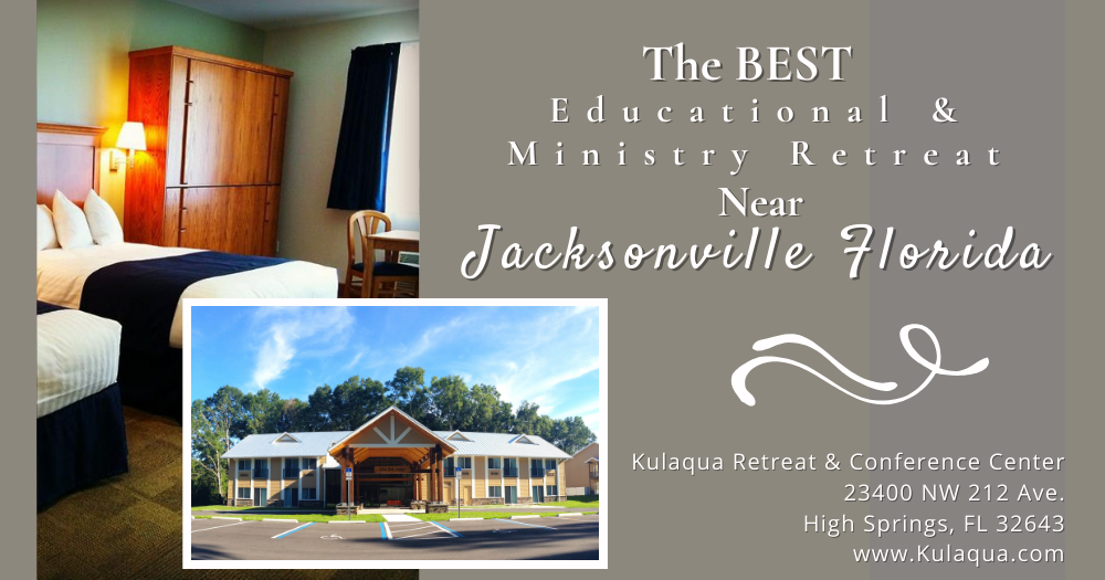 The BEST Educational and Ministry Retreat Near Jacksonville Florida