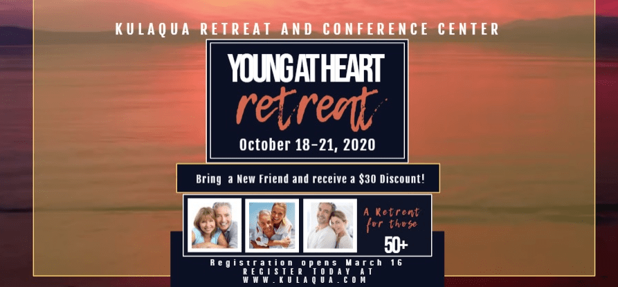2020 Young At Heart Retreat
