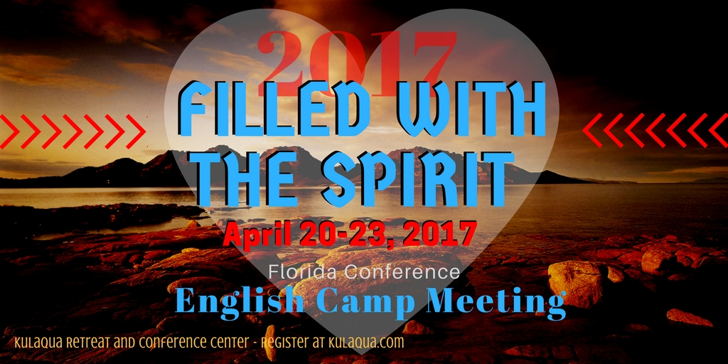 2017 Annual Florida Seventh Day Adventist Camp Meeting at Kulaqua Retreat and Conference Center