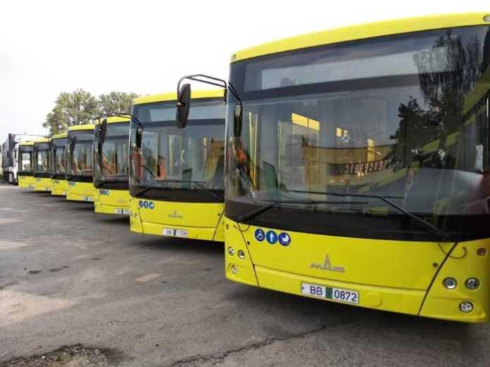 Які автобуси возитимуть львів'ян із вересня