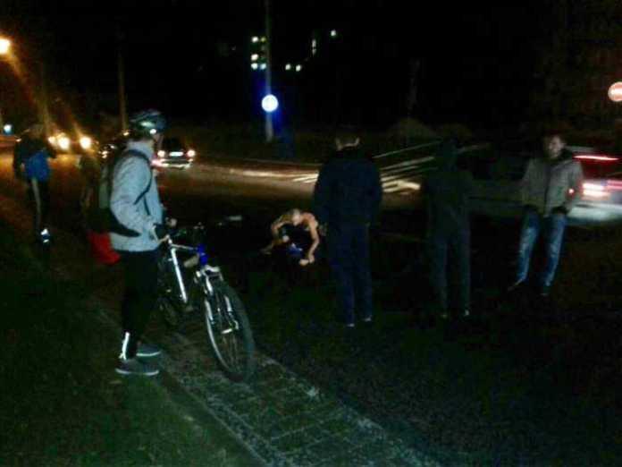 У Львові збили двох пішоходів. Фото Варта-1