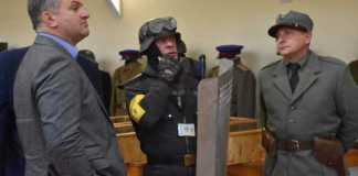 На Львівщині урочисто відкрили «Будинок воїна». Фото прес-служба ЛОДА