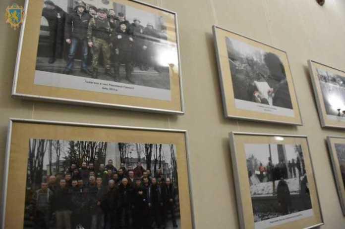 До річниці Революції Гідності у Львівському історичному музеї відкрили тематичні виставки