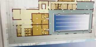 У Бродах представили проект будівництва нового спорткомплексу