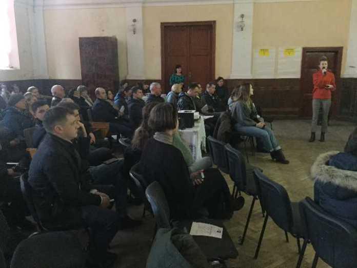 У Судововишнянській ОТГ відбувся форум від «Від мрій до дій»