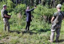 Іноземець шукав незаконного шляху до Польщі
