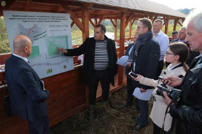 На Львівщині для відкриття нового пункту пропуску потрібно побудувати дорогу за 671 млн грн