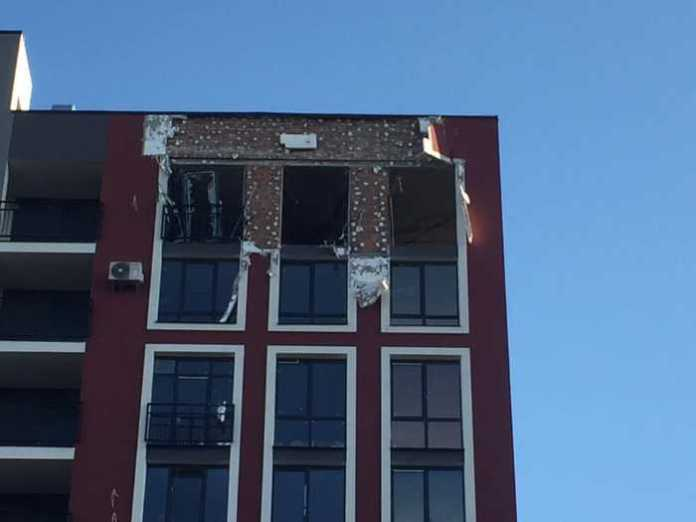 У Львові у квартирі на 9 поверсі вибухнув газ