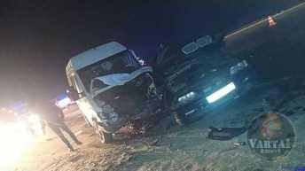 На Львівщині у жахливій аварії травмувалось дев'ятеро осіб