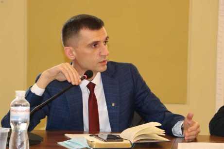 На сесії обласної ради заслухають звіт керівника Львівської обласної психіатричної лікарні «Заклад»