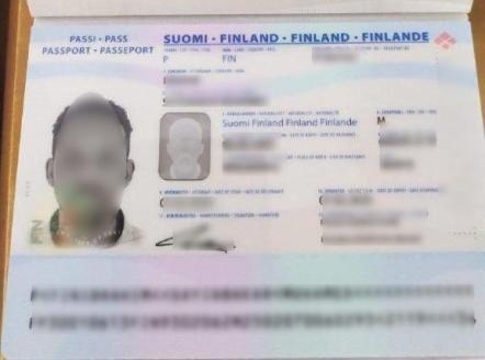 Нелегал хотів в'їхати до Польщі за паспортом громадянина Фінляндії