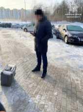 У Львові злодій закопав себе у снігу