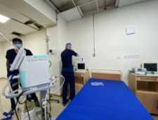 У лікарні швидкої допомоги запрацювало нове реанімаційне відділення, фото ЛМР