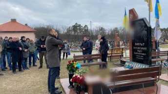 """На Львівщині вшанували пам'ять Юрія """"Баррета"""" Луговського"""