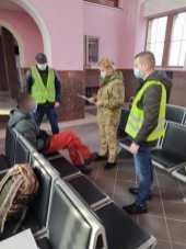 Україна видворила громадянина Республіки Конго, фото ДПСУ