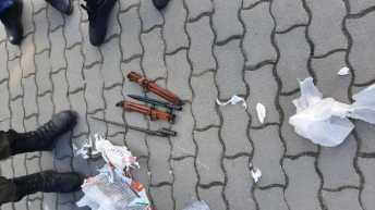 На Львівщині затримали продавця багнетів