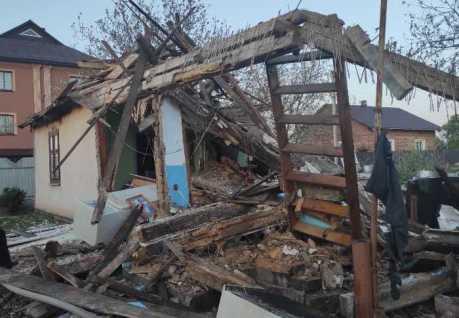 На Львівщині у будинку вибухнув газ