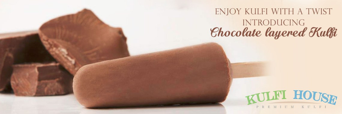 Chocolate Kulfi