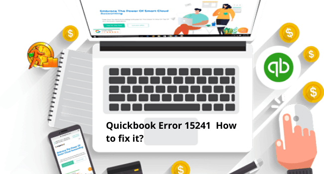 QuickBooks error code 15241