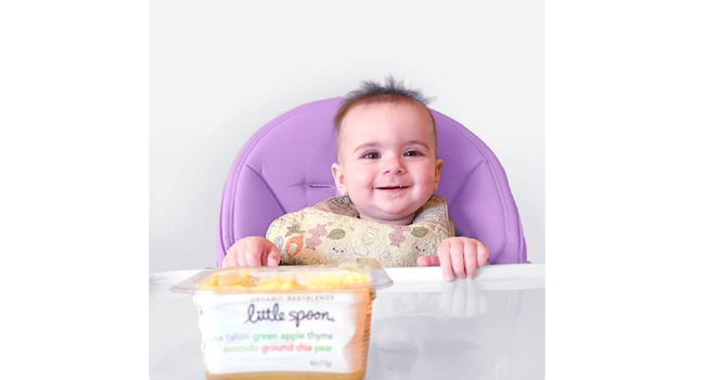 best organic baby food