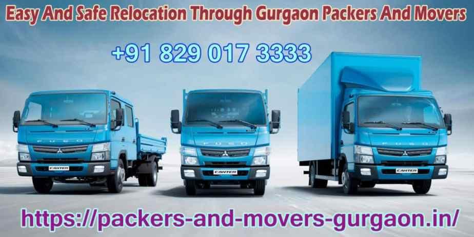 Shifting-in-Gurgaon