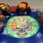 チベット砂曼荼羅