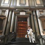 ミケランジェロの階段