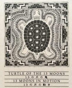 13の月の暦説明書
